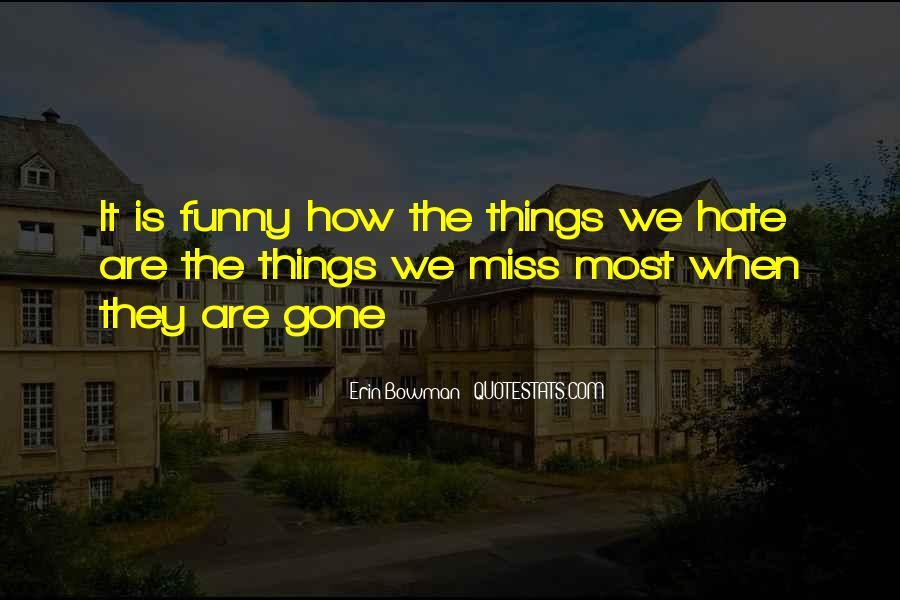 Quotes About How Funny Love Is #1573185