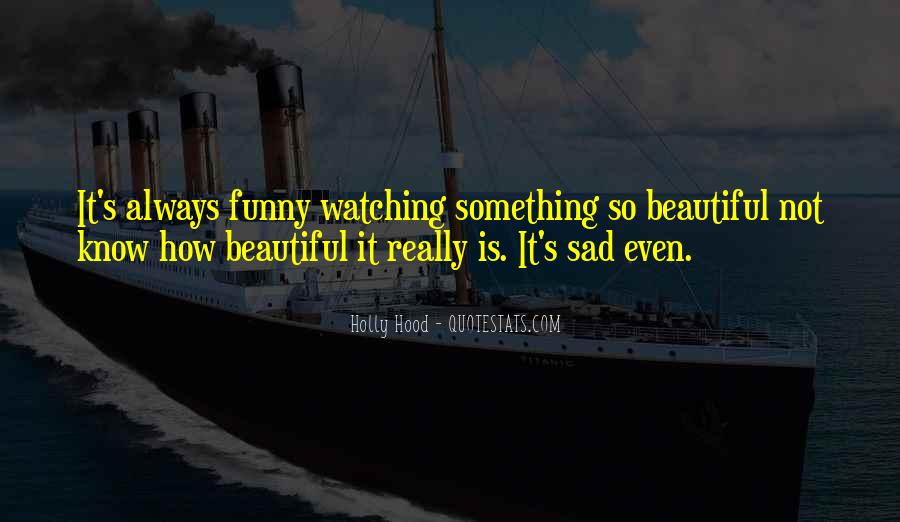 Quotes About How Funny Love Is #1808993