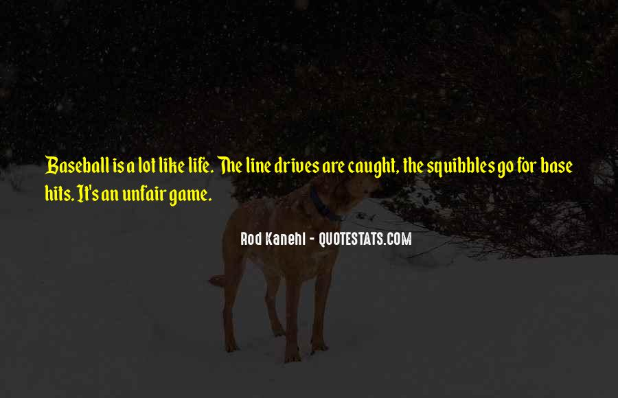 Quotes About Why Life Is So Unfair #108281