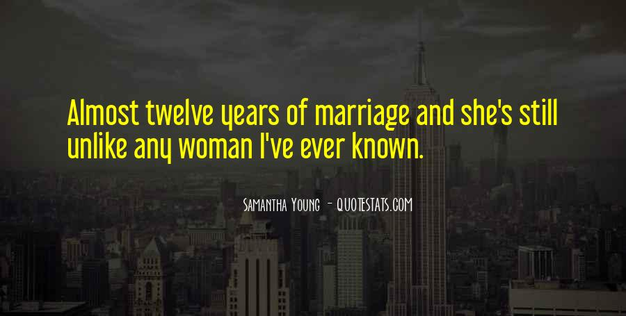 Quotes About Young Woman #100549