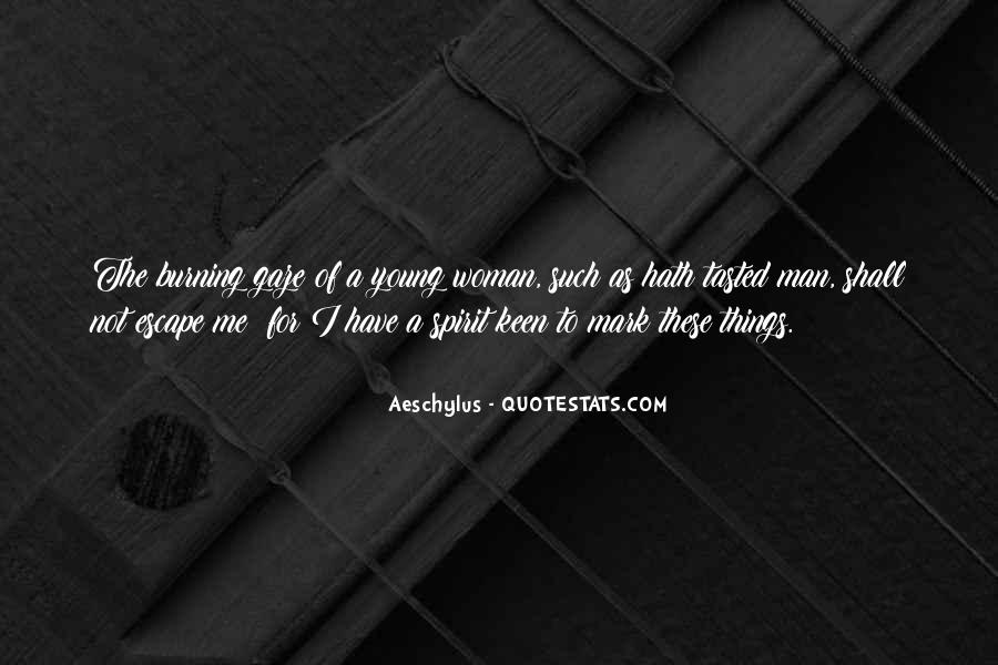 Quotes About Young Woman #133898