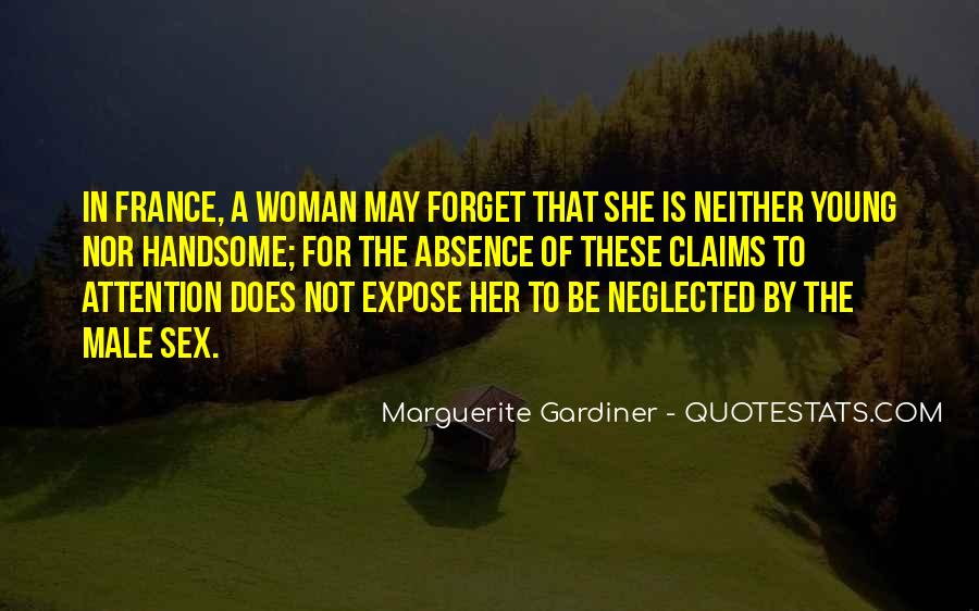 Quotes About Young Woman #182125