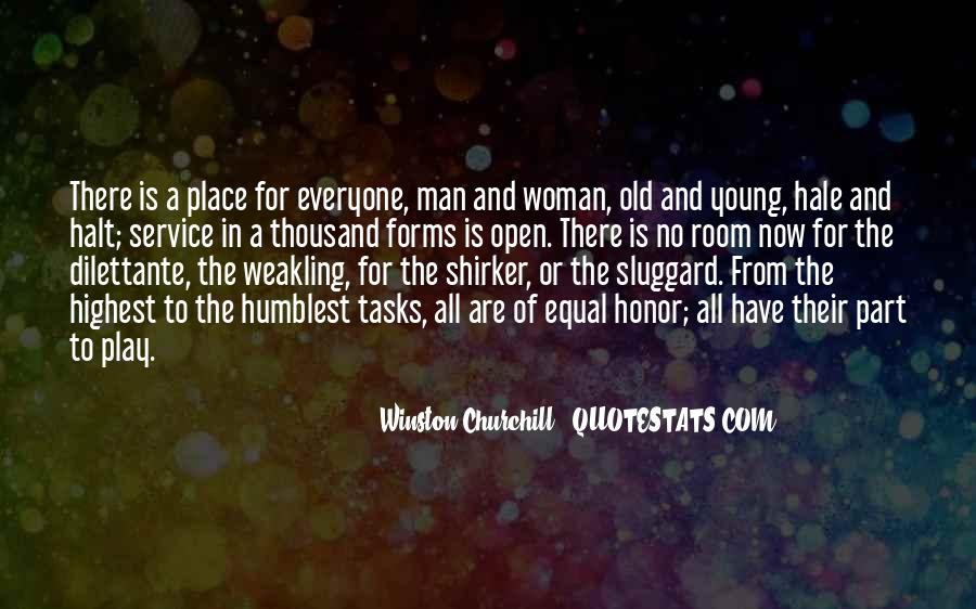 Quotes About Young Woman #190856