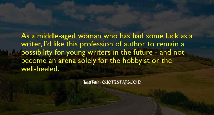Quotes About Young Woman #231941