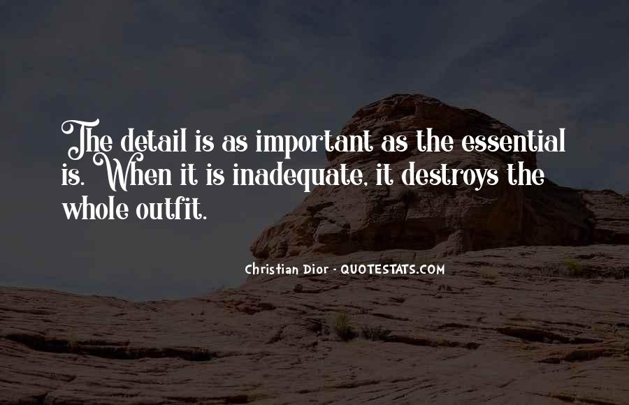 Quotes About Dior #1015407