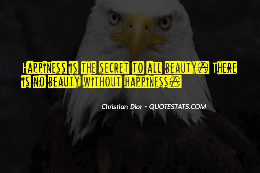 Quotes About Dior #226720
