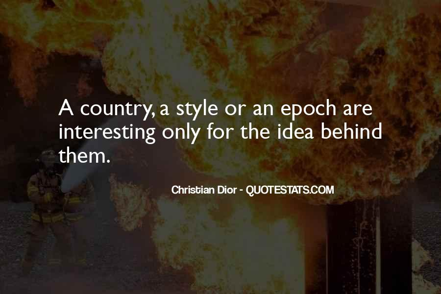 Quotes About Dior #416905
