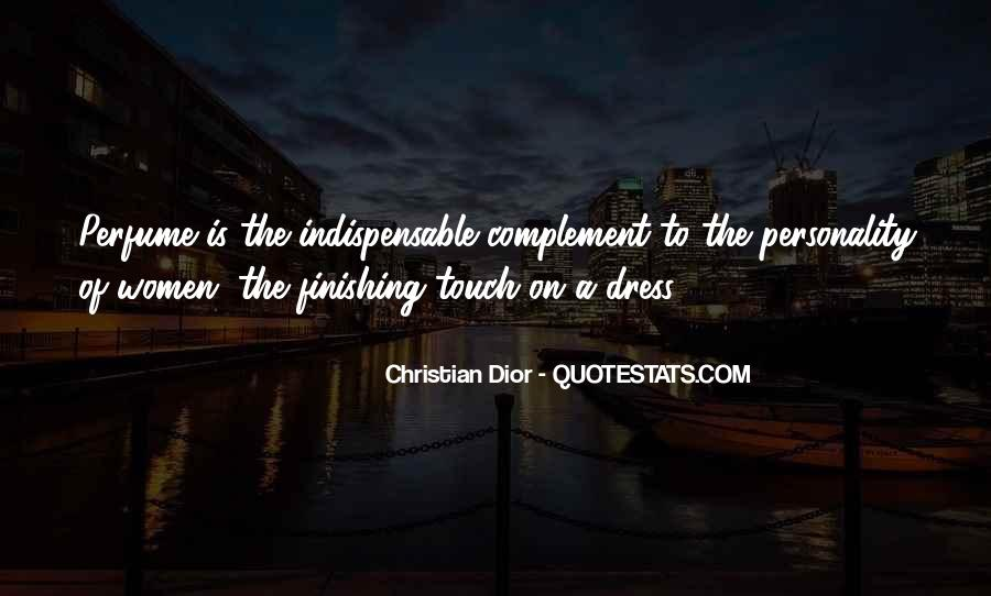 Quotes About Dior #449661