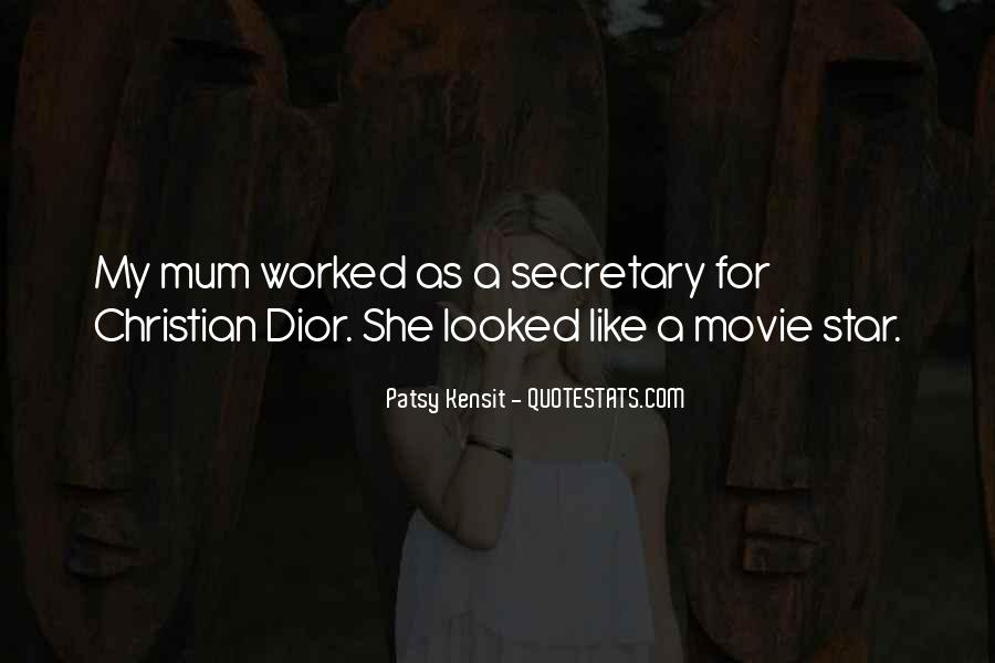 Quotes About Dior #5639