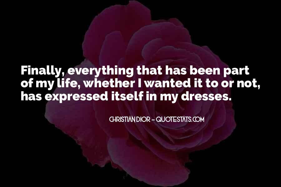Quotes About Dior #709037