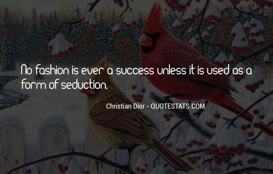 Quotes About Dior #734749