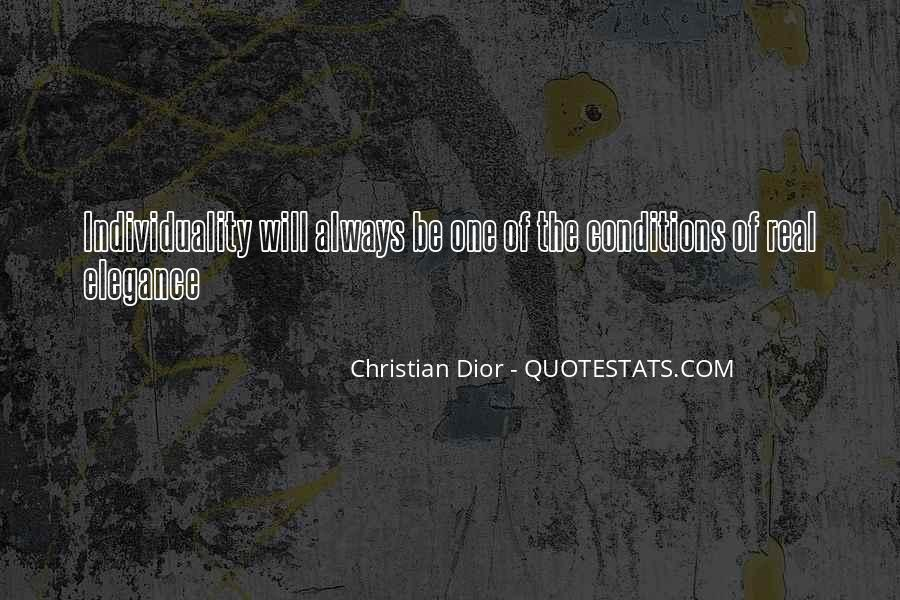 Quotes About Dior #764357