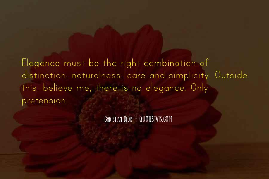Quotes About Dior #908822