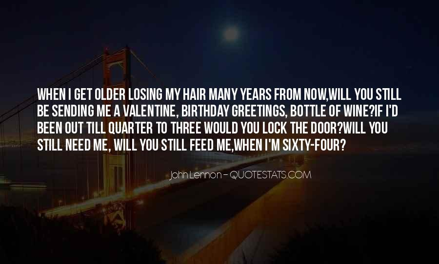 Quotes About Years Of Love #14923