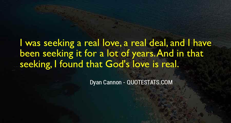 Quotes About Years Of Love #168456