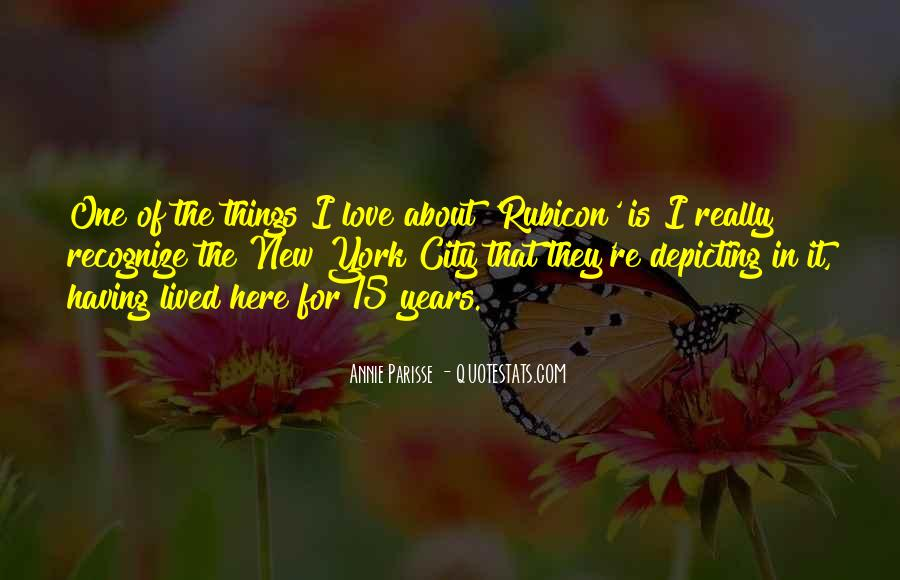 Quotes About Years Of Love #220950