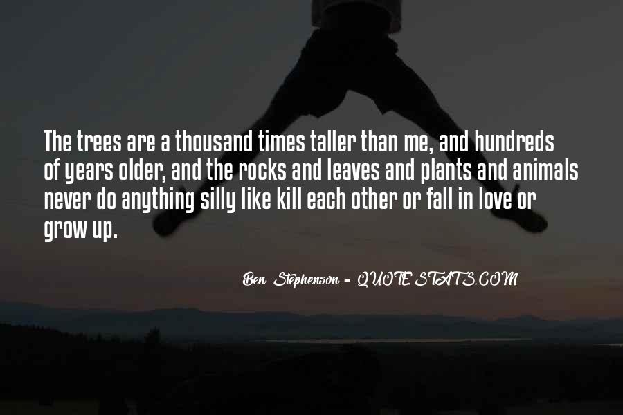 Quotes About Years Of Love #43681