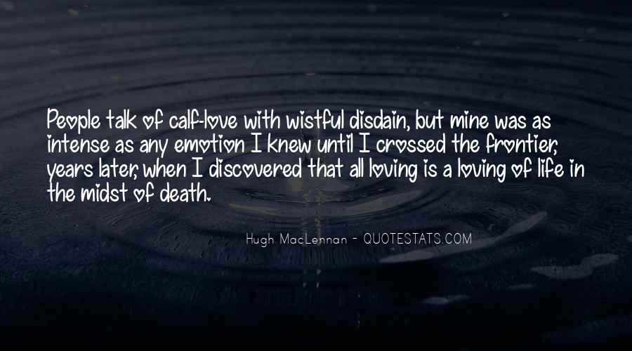 Quotes About Years Of Love #55359