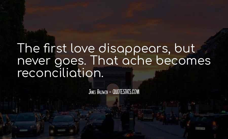 Quotes About First Love And Heartbreak #1589346