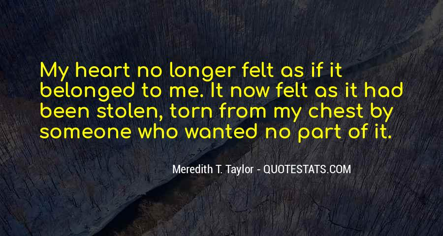 Quotes About First Love And Heartbreak #1610487