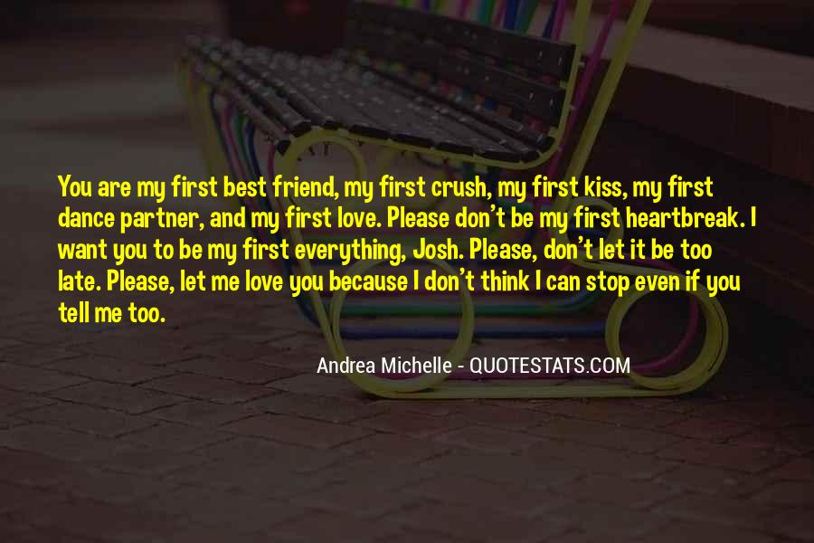 Quotes About First Love And Heartbreak #208809