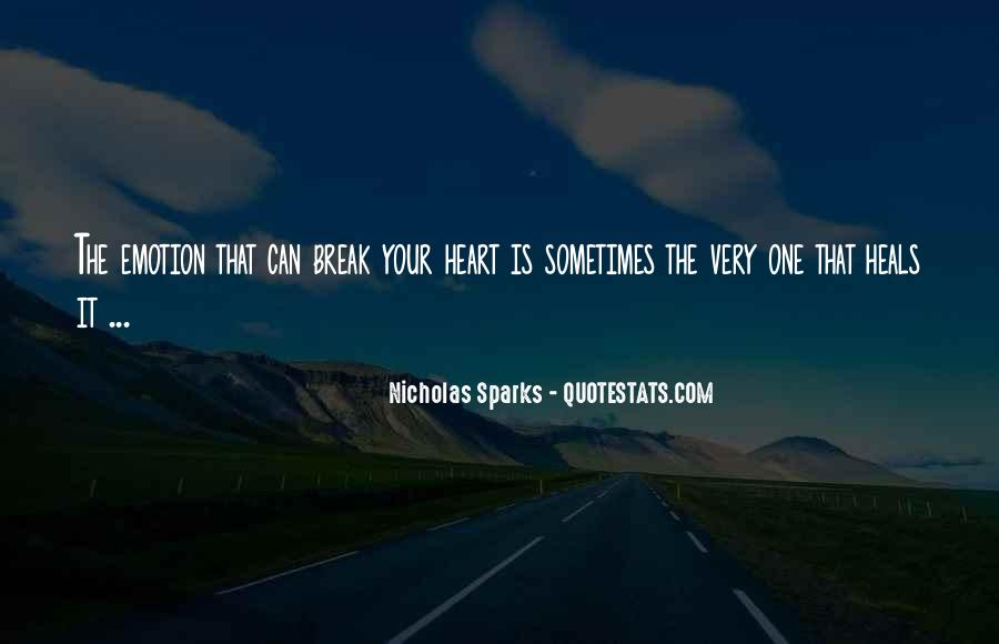 Quotes About First Love And Heartbreak #777562