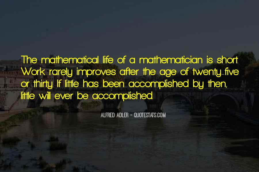 Quotes About Mathematical #131957