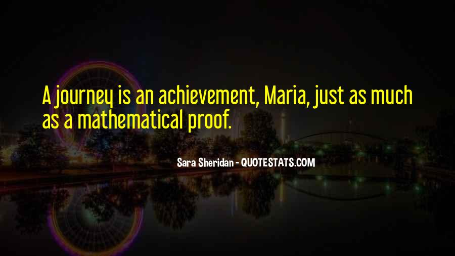 Quotes About Mathematical #19671