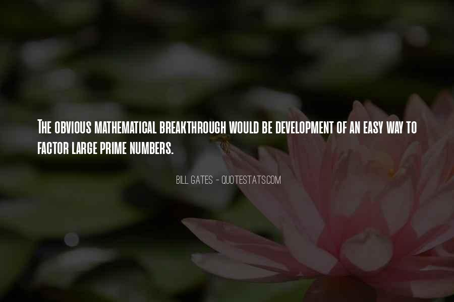 Quotes About Mathematical #208470