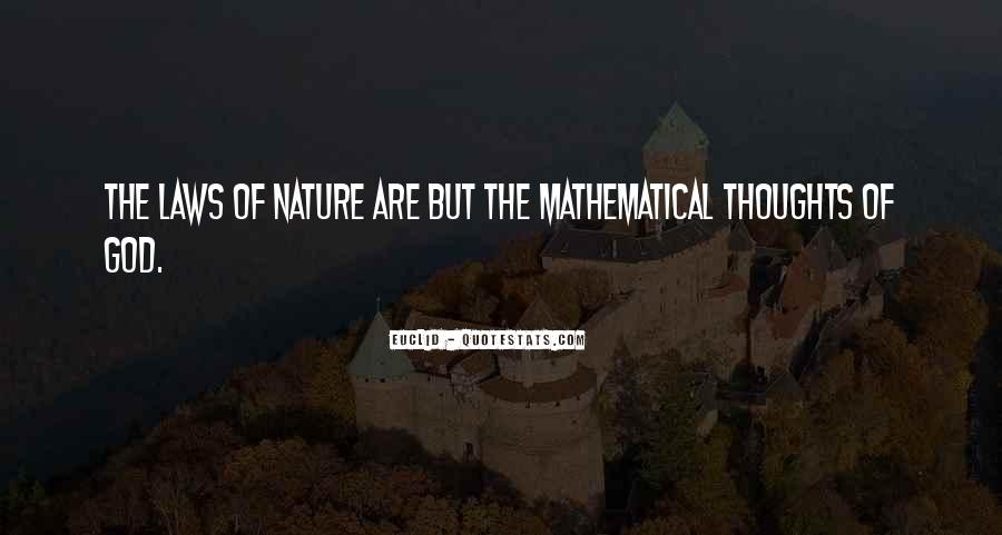 Quotes About Mathematical #210234