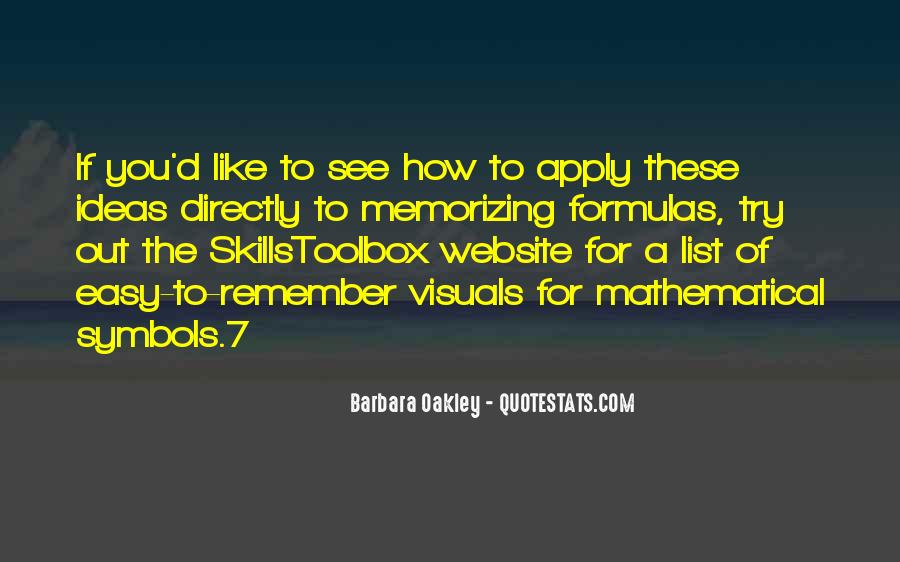 Quotes About Mathematical #213697
