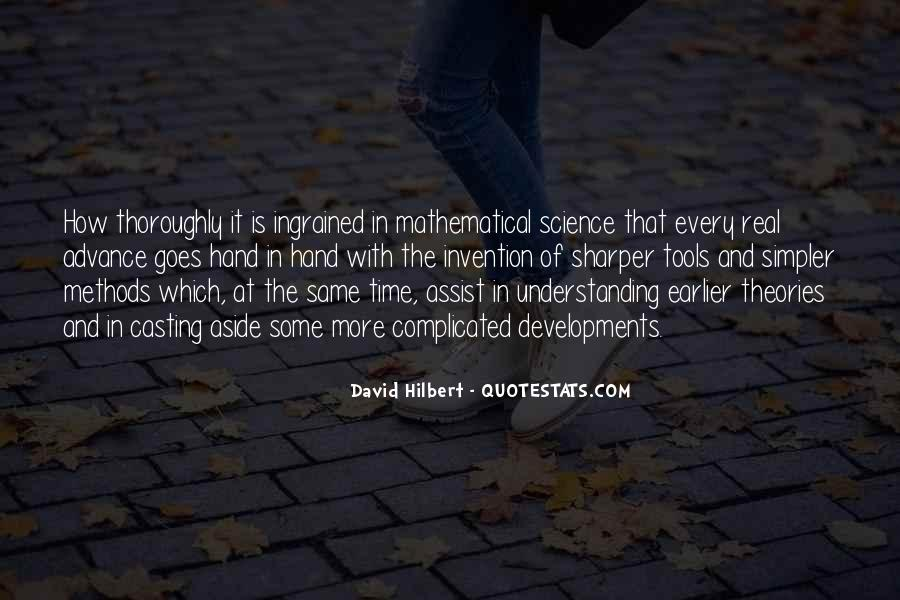 Quotes About Mathematical #231546