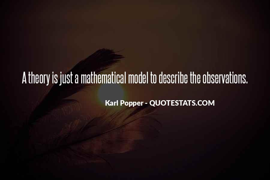 Quotes About Mathematical #238074