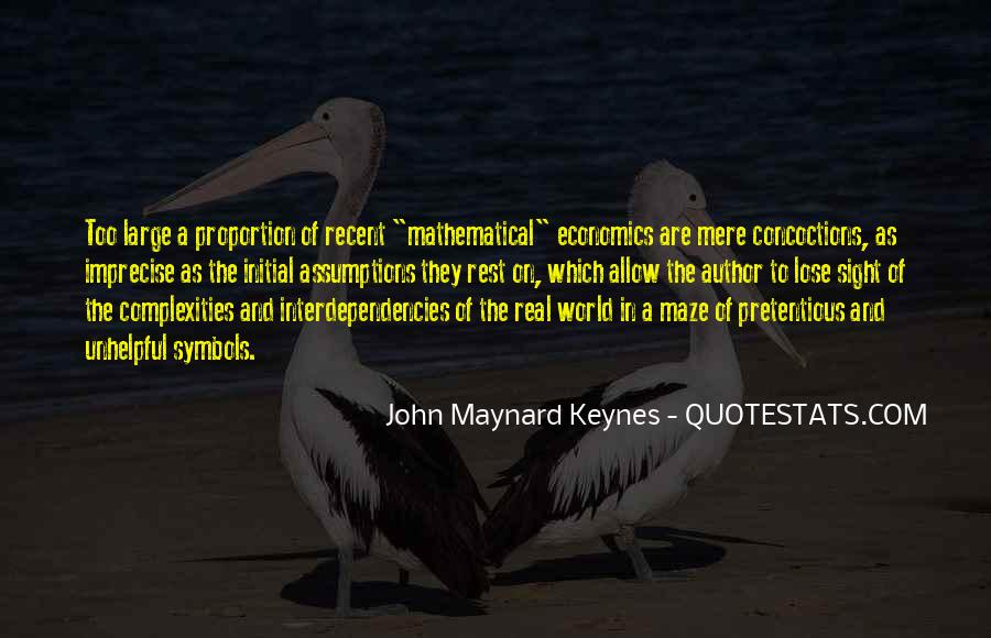 Quotes About Mathematical #238213