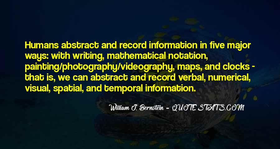 Quotes About Mathematical #242061