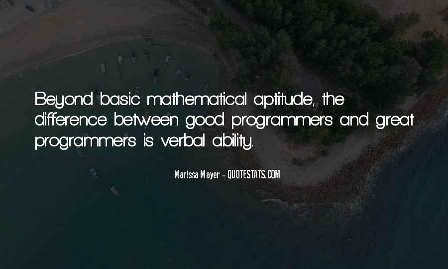 Quotes About Mathematical #246002