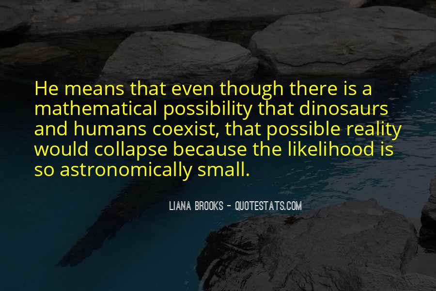 Quotes About Mathematical #255769