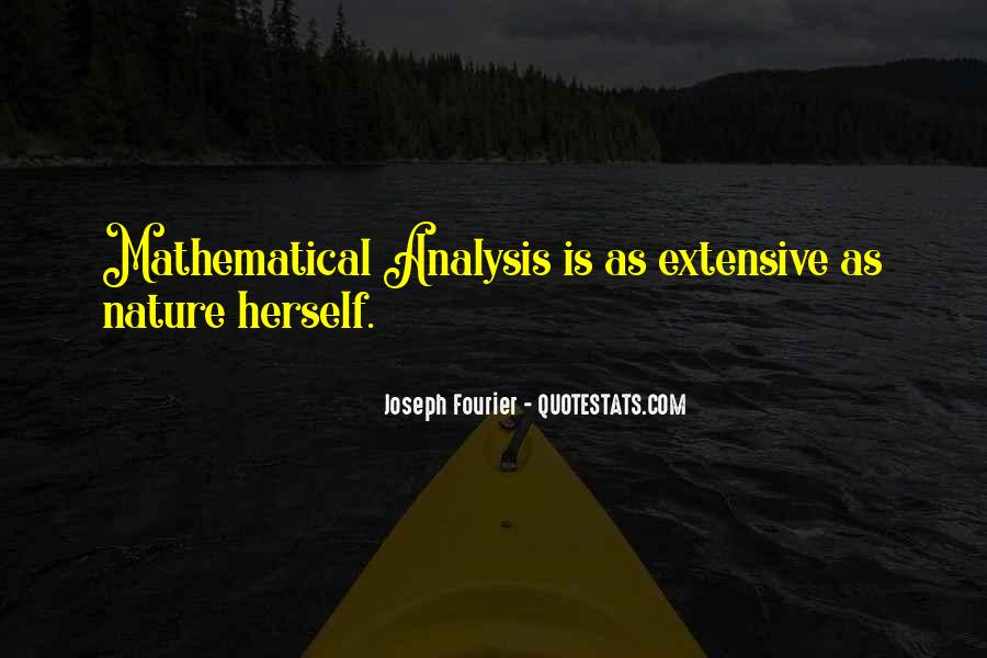 Quotes About Mathematical #256249