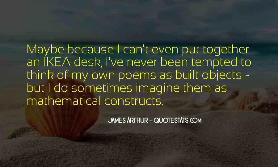 Quotes About Mathematical #26417