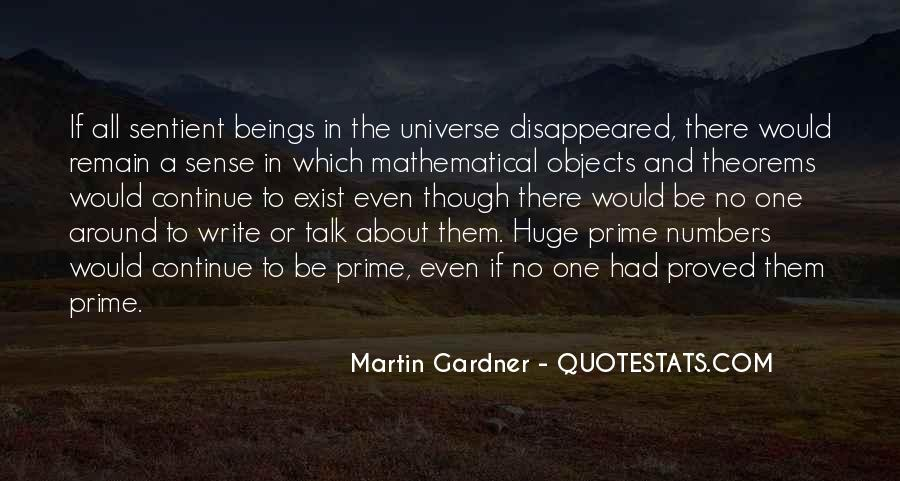 Quotes About Mathematical #284014