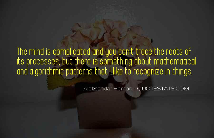 Quotes About Mathematical #301171
