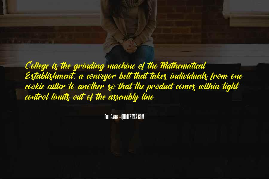 Quotes About Mathematical #313525