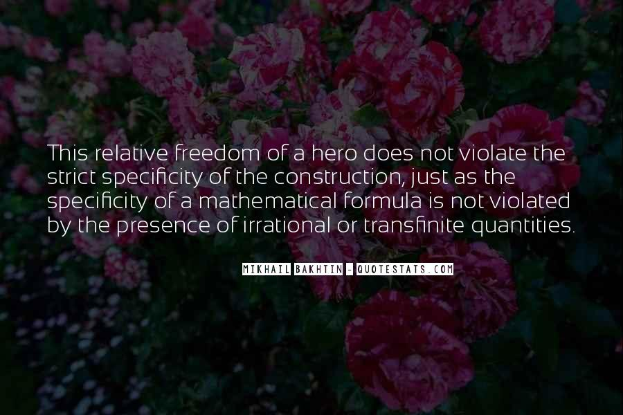 Quotes About Mathematical #37546