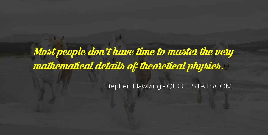 Quotes About Mathematical #49333