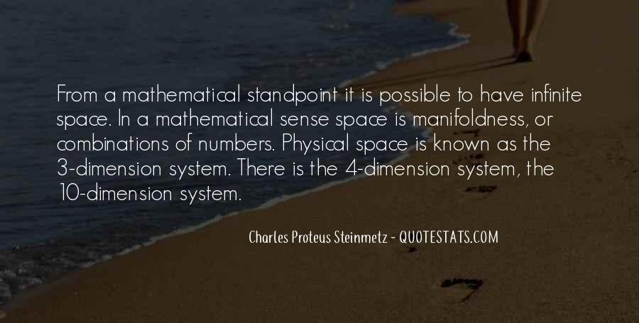 Quotes About Mathematical #70124