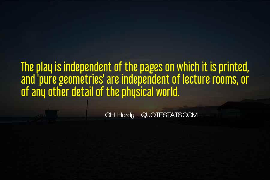 Quotes About Mathematical #99