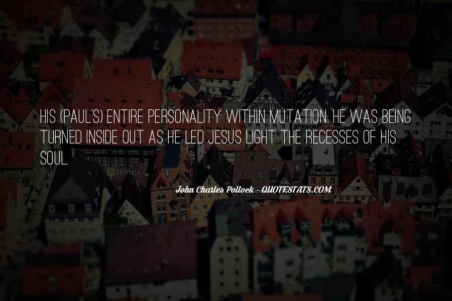 Quotes About Conversion Of St. Paul #1073579