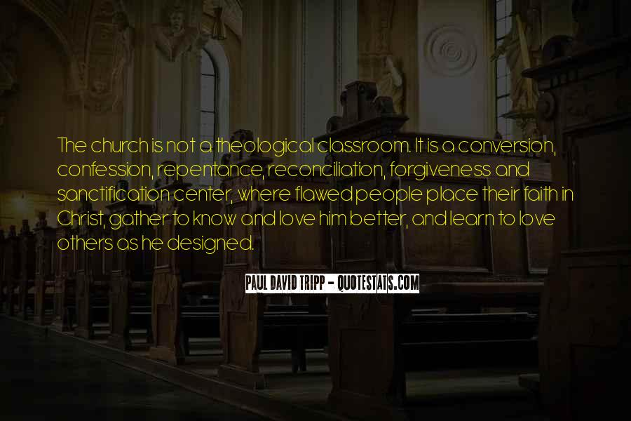 Quotes About Conversion Of St. Paul #133562