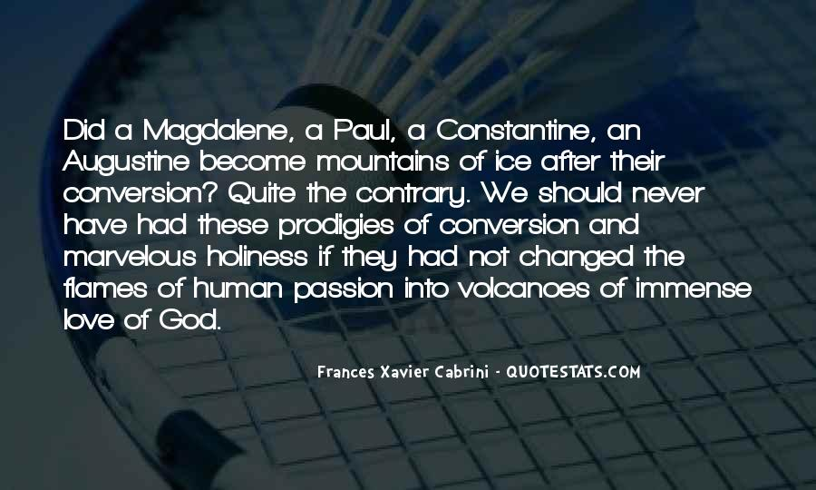 Quotes About Conversion Of St. Paul #1407353