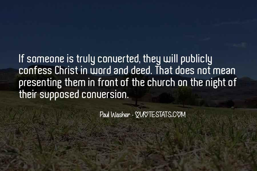 Quotes About Conversion Of St. Paul #716429